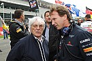 Horner, Ecclestone, predict Button title challenge