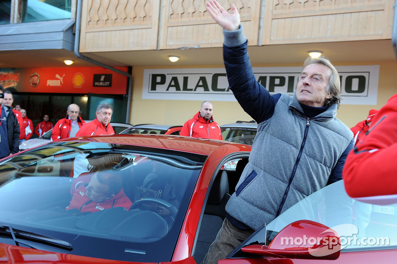 """Montezemolo: """"The truth will only come out in Melbourne"""""""