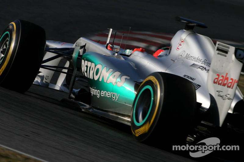 Schumacher insists 'still good enough' for F1