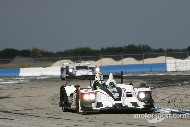 Muscle Milk Pickett Racing kicks off season at Sebring