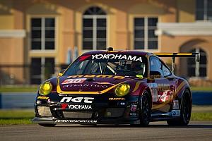 ALMS Moretti's history with Porsche includes Sebring 12H race