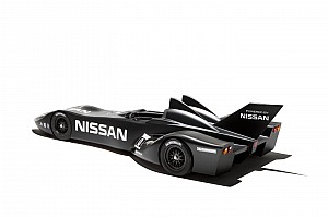 Le Mans Nissan backs ground-breaking DeltaWing prototype