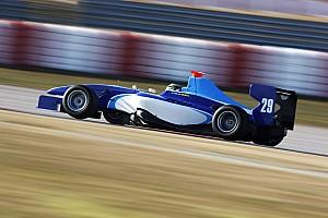 GP3 Atech CRS GP Barcelona test summary