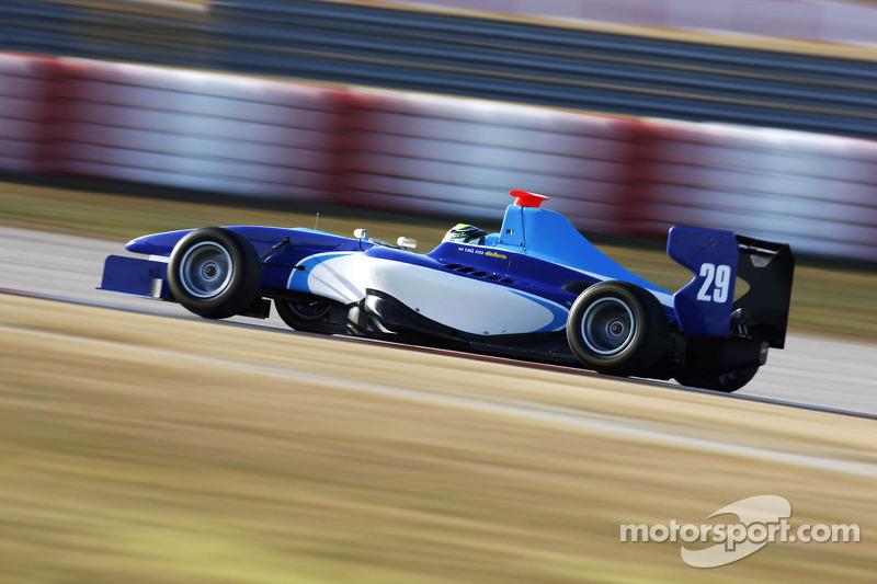 Atech CRS GP Barcelona test summary