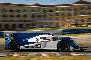ALMS Dyson, Smith and Kane take home ALMS points in P1 at Sebring