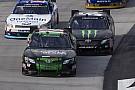 Logano and Toyota drivers discuss Bristol 300 race