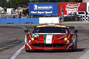 WEC Ferrari teams Sebring race report