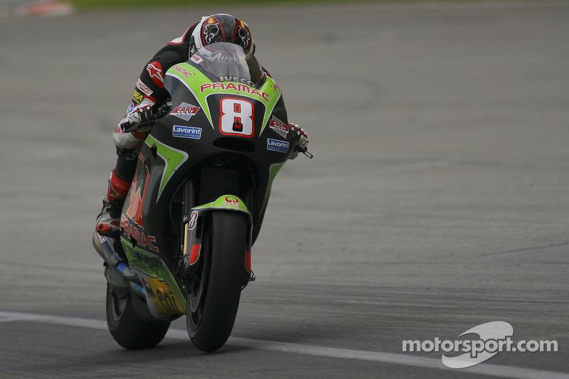 Pramac Racing Jerez test day 1 report