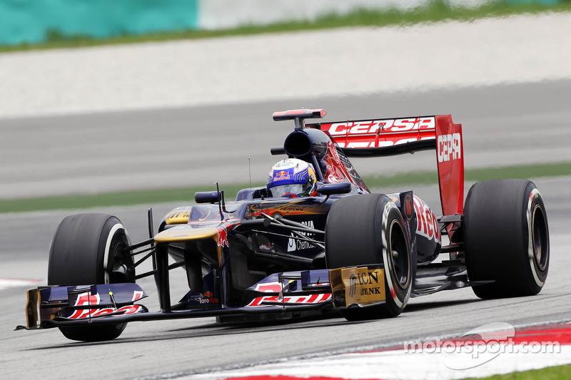 Toro Rosso Malaysian GP - Sepang qualifying report