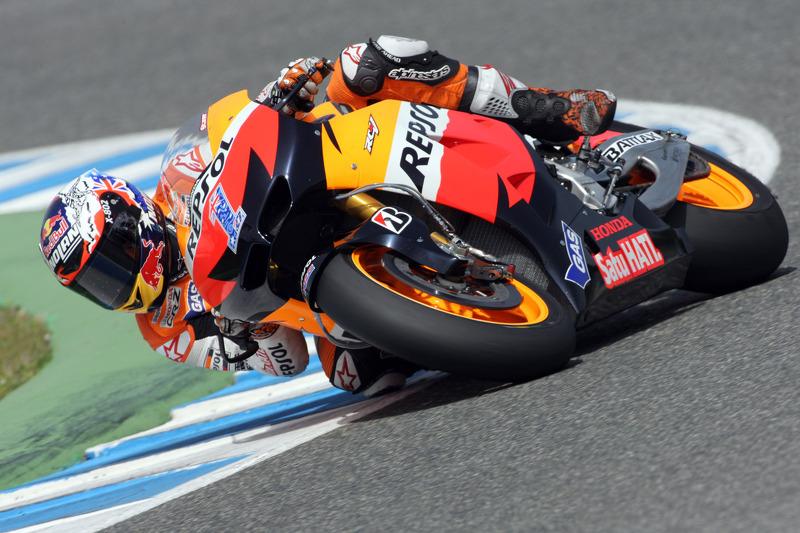 Repsol Honda Jerez test day 3 report