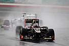 Lotus:  Emerson Fittipaldi assessment post Malaysian GP