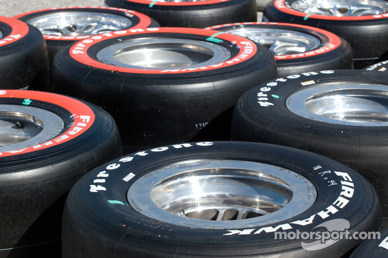 Firestone sets tire specs for Birmingham