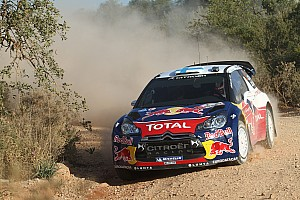 WRC Hirvonen holds overall Rally de Portugal lead end of day 3
