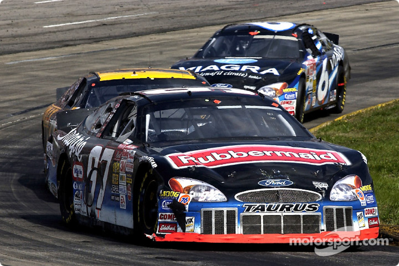 Roush Fenway Racing has good Martinsville memories