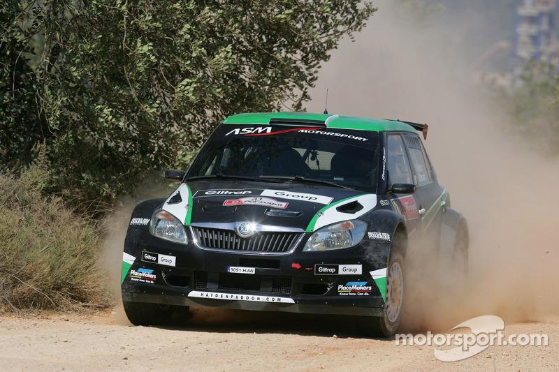 Hayden Paddon Rally de Portugal final summary