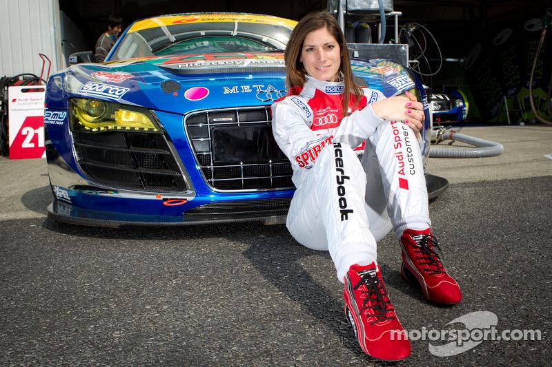 Cyndie Allemann Racing diary, episode 2012-03