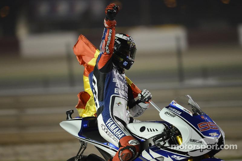 Yamaha Qatar GP race report