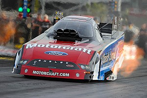 NHRA Tasca plans to build on momentum heading to Charlotte