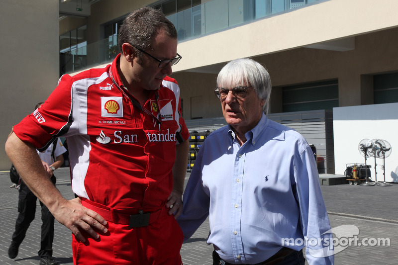 Bahrain boycott would breach teams' contracts - Ecclestone
