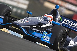 IndyCar KV Racing hopes for a successful race at Long Beach