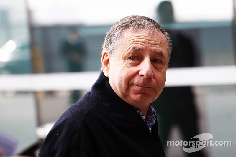 Todt finally breaks silence on Bahrain