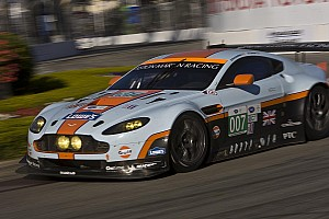 ALMS Aston Martin Racing Long Beach race report