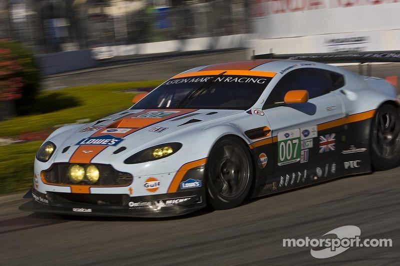 Aston Martin Racing Long Beach race report