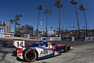 AJ Foyt Racing Long Beach race report