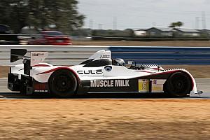 ALMS Muscle Milk Pickett Racing adds Hamilton for Laguna Seca