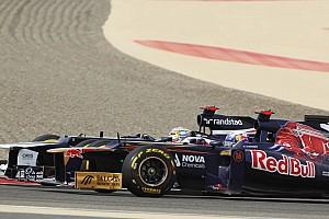 Formula 1 Toro Rosso Bahrain GP - Sakhir race report