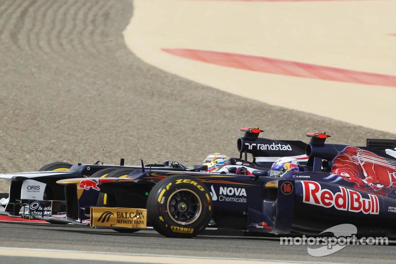 Toro Rosso Bahrain GP - Sakhir race report