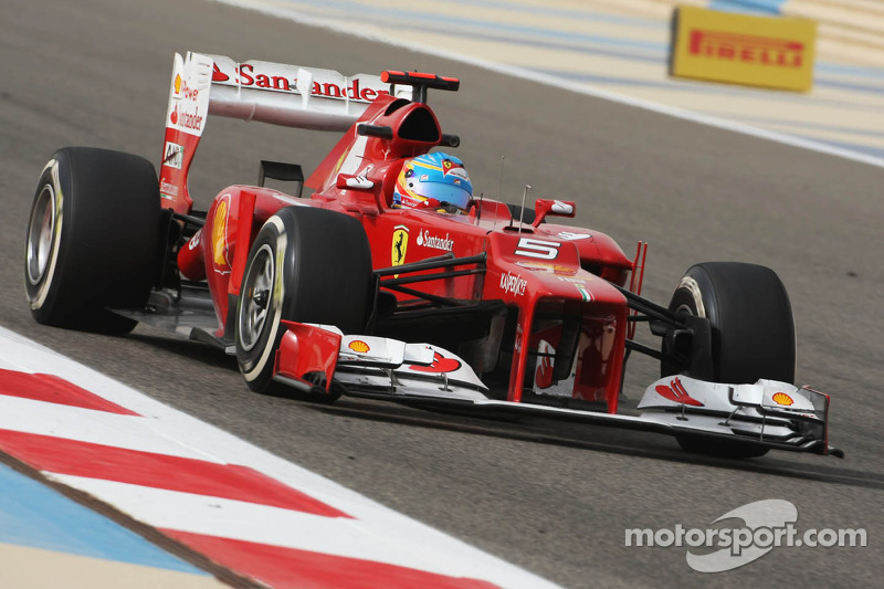 'More treasure than deserved' with F2012 - Alonso