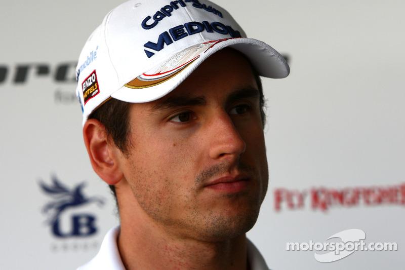 Pirelli job 'not an option' for Sutil