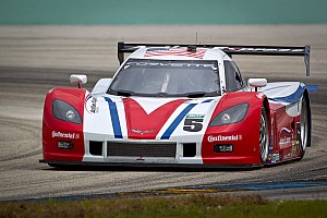 Grand-Am Series Homestead Friday practice report