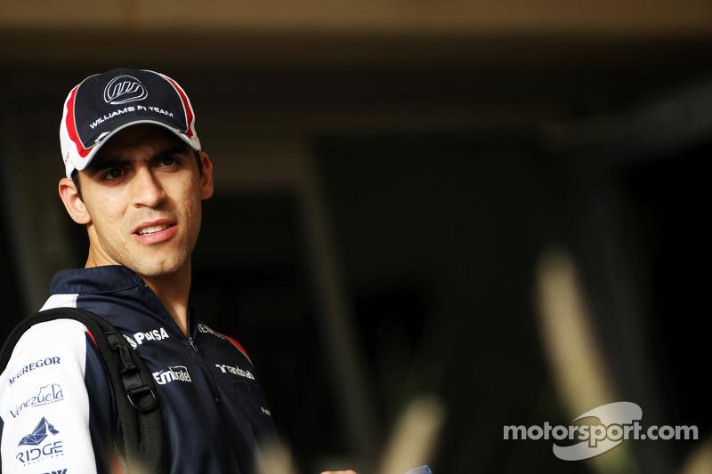 Williams Bahrain GP - Sakhir qualifying report