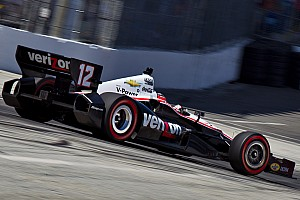 IndyCar Power speeds over Sao Paulo street course to snag another pole