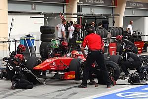 GP2 Scuderia Coloni Bahrain II race 1 report