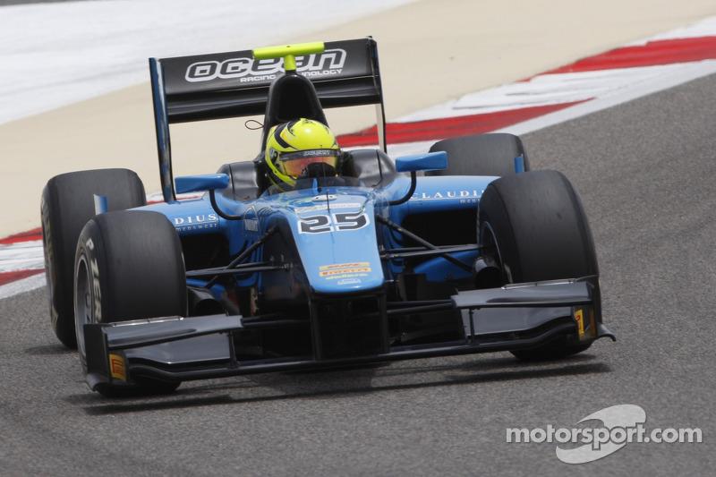 Ocean Racing Bahrain II event summary