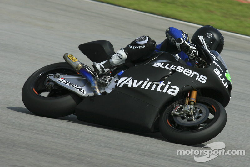 Bridgestone Spanish GP Friday report