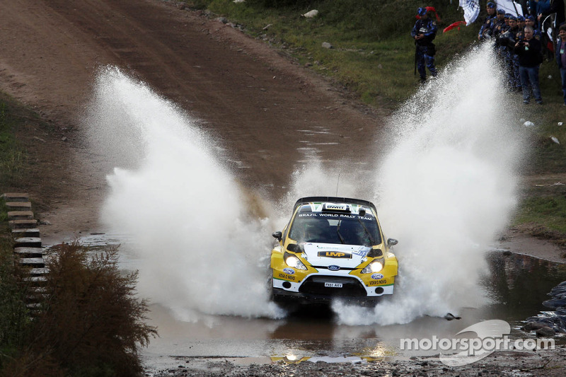 BWRT  Rally Argentina day 1 report