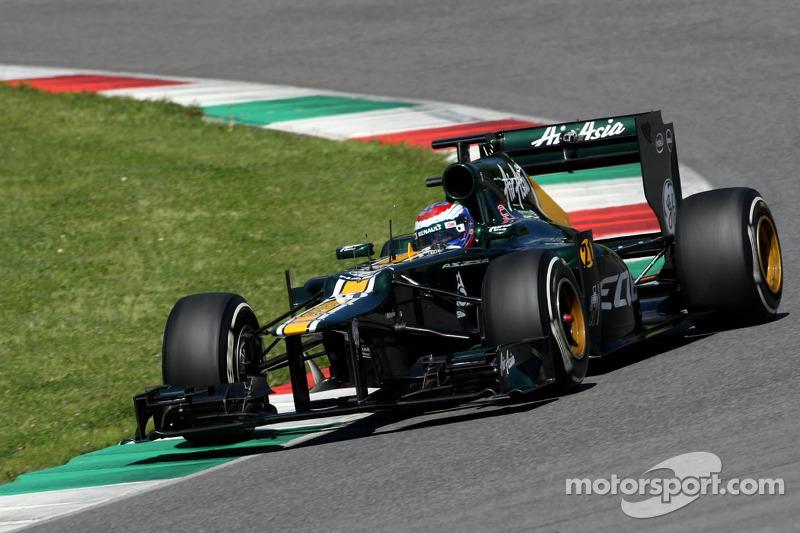 Mugello 'not right' for F1 cars - Petrov