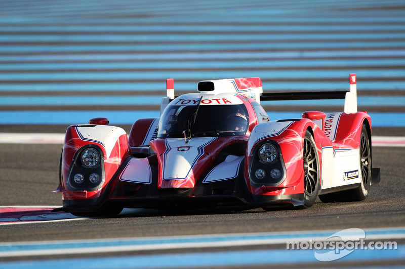 Toyota and Audi look forward to Le Mans with their Hybrids