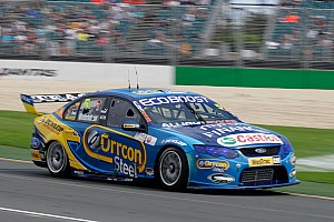 Supercars Winterbottom wins first race in Perth