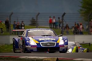 Super GT Andrea Caldarelli Fuji GT race report