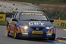 Series Thruxton qualifying report