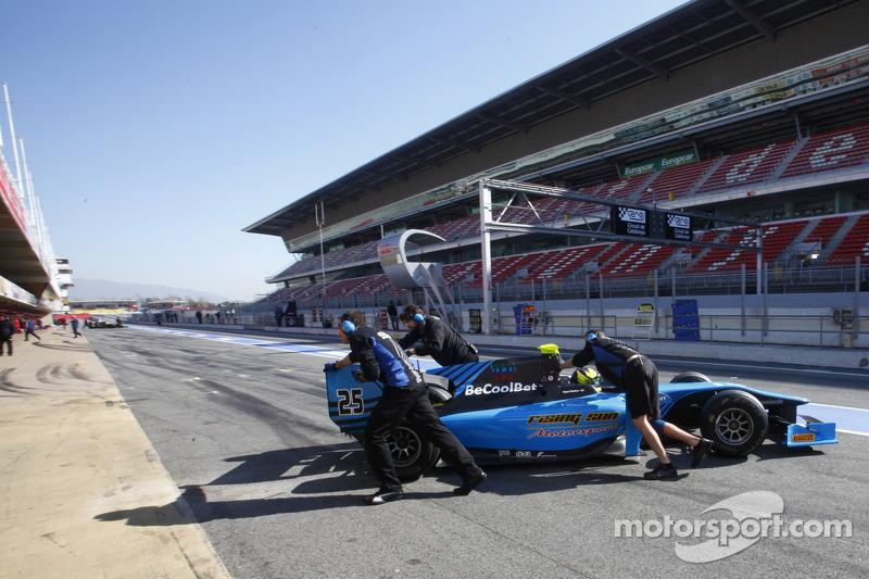 Ocean Racing Technology looks to Barcelona