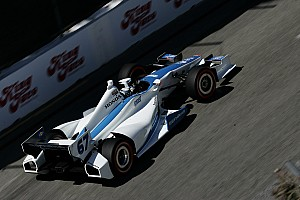 IndyCar Series Rookie Orientation Program day 1 report