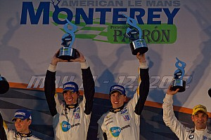 ALMS Corvette Racing Laguna Seca race report