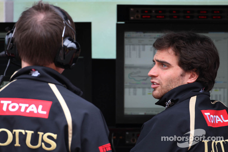 D'Ambrosio linked with Massa's 2012 seat