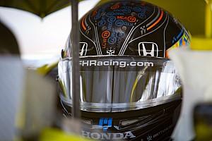 IndyCar Sarah Fisher Hartman Racing Indy 500 practice day 3 report